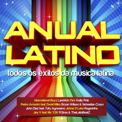 VA - Anual Latino (2014) .mp3 - 320kbps