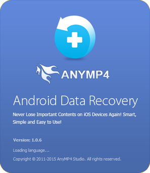 AnyMP4 Android Data Recovery 1.1.16 Multilingual