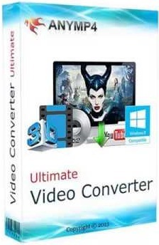 : AnyMP4 Video Converter Ultimate 7.0.36 Multilanguage inkl.German