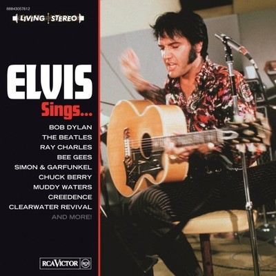 Elvis Presley - Elvis Sings... (2014) .mp3 - 320kbps