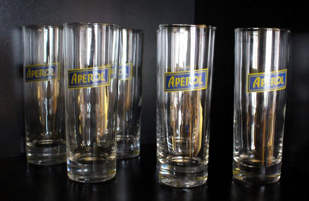 6 aperol longdrinkgl ser 0 5 longdrink lik r spritz glas. Black Bedroom Furniture Sets. Home Design Ideas