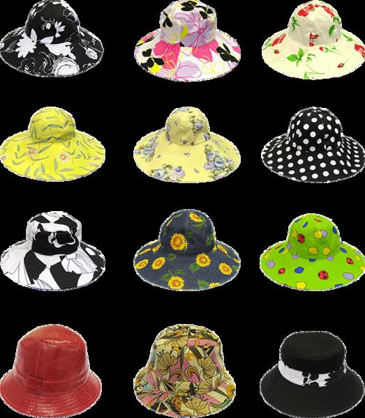 Шляпки разные 7