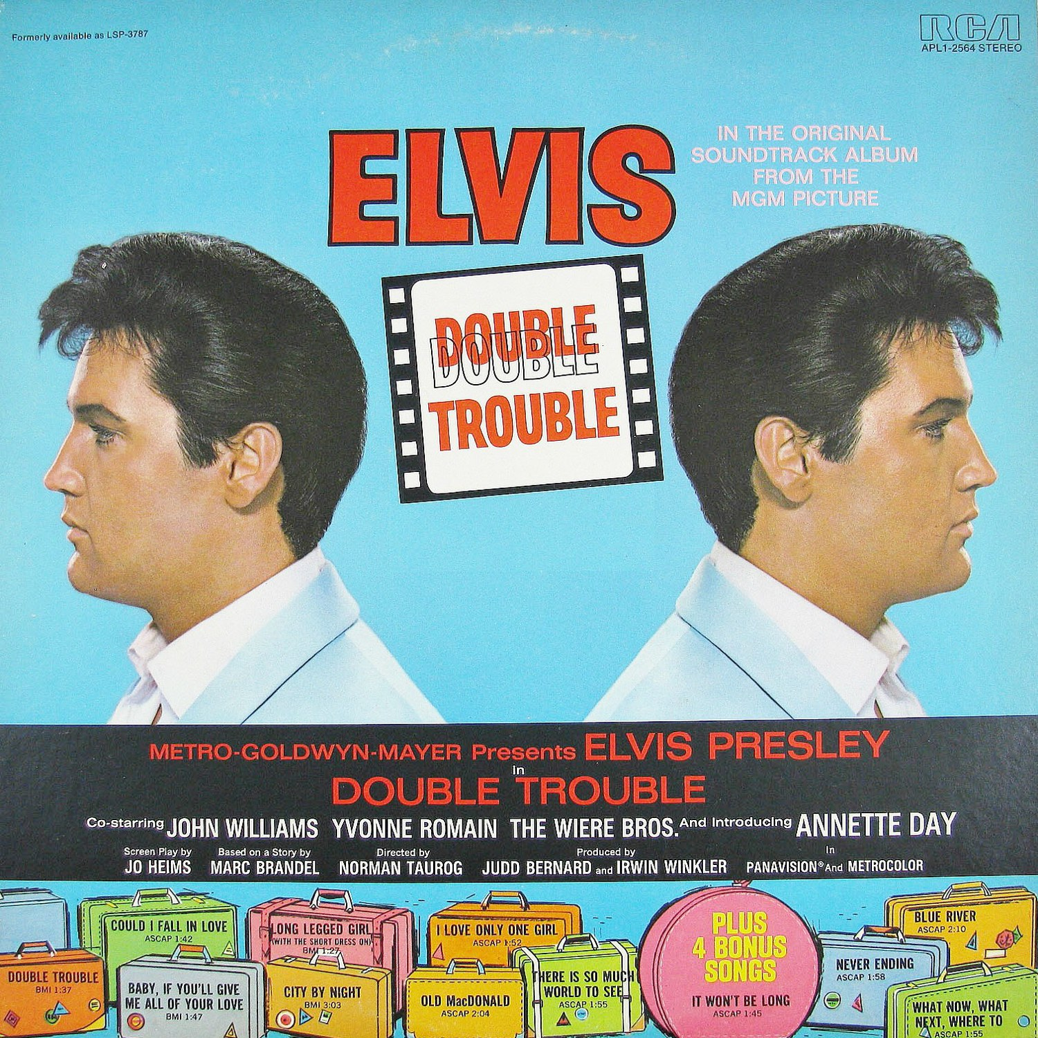 DOUBLE TROUBLE Apl1-2564b5sd1g
