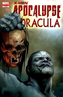 X-Men: Apocalypse vs. Dracula N.(4di4) (2006)