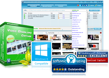 : Apowersoft Video Download Capture 6.0.9 Multilanguage inkl.German