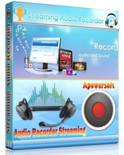 : Apowersoft Streaming Audio Recorder 4.1.3 Multilanguage inkl.German