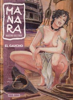 Manara - Maestro Dell'Eros - Volume 8 - El Gaucho (2013)