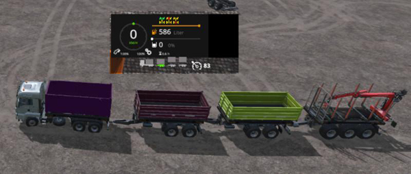 AR Container and troughs v1.3