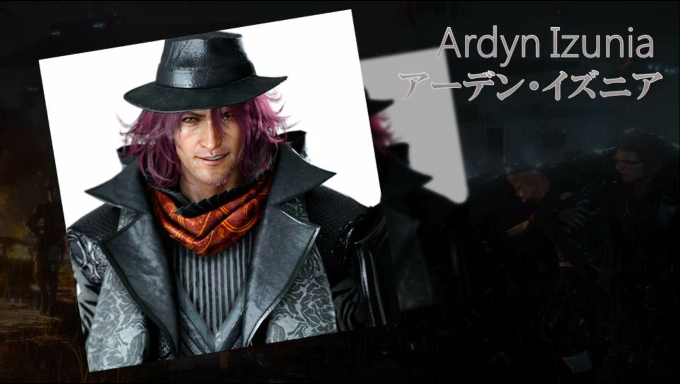Who's excited about Final Fantasy XIII?