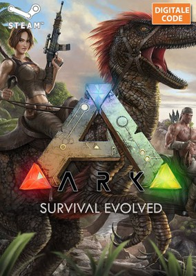 [PC] ARK: Survival Evolved (2017) Multi - SUB  ITA