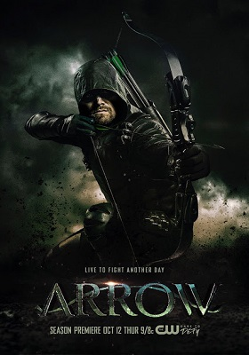 Arrow - Stagione 6 (2018) (Completa) DLMux ITA ENG MP3 Avi