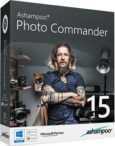 Ashampoo Photo Commander 15.0.2 Multilanguage inkl.German