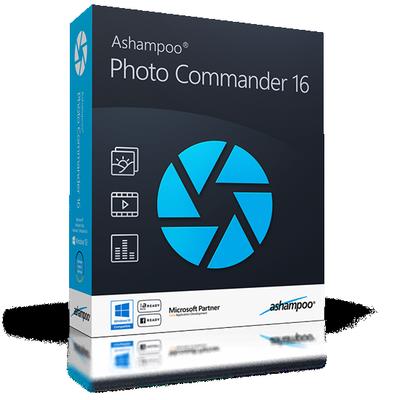 download Ashampoo Photo Commander v16.0.5