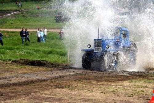 Wyścigi traktorów 5