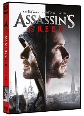Assassin's Creed (2016) DvD 9