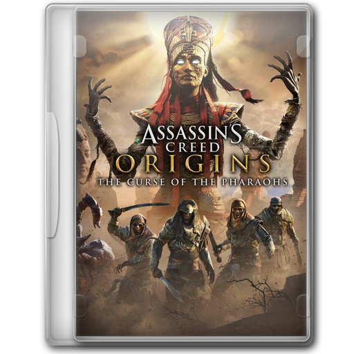 Assassins Creed-The Curse Of The Pharaohs  (2018)