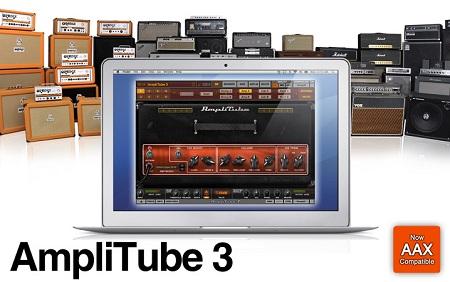 IK Multimedia AmpliTube 3 Complete v3.11.1-R2R