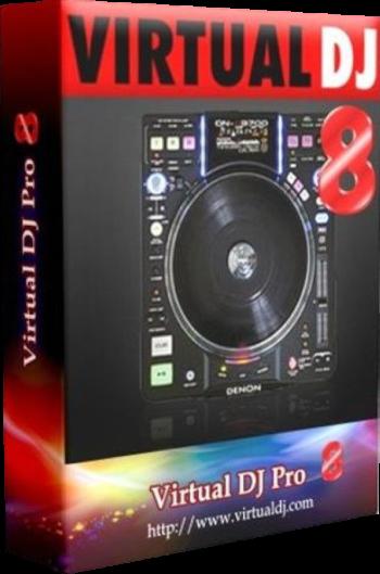 Atomix Virtual DJ Pro 8 Pro Infinity 8.3.4514 Multilanguage
