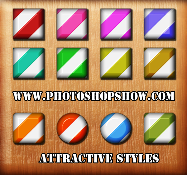 photoshop attractive styles download, gözalıcı pohotoshop sitilleri