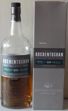 Auchentoshan 'Select' Flasche