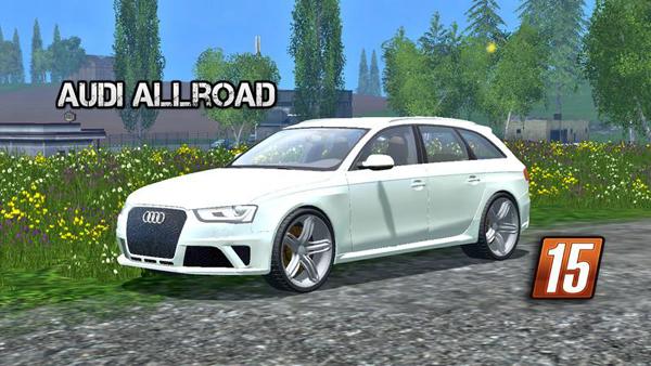Audi Allroad v1.0