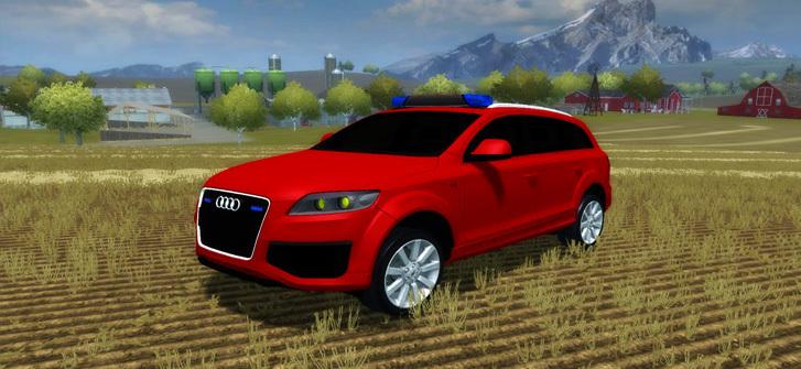 Audi Q7 v 1.0