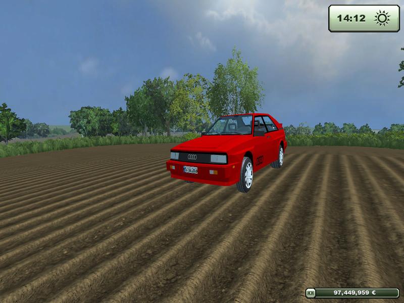 Audi Quattro v 1.0