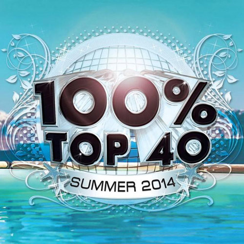 Audiogroove - 100% Top 40 Hits Summer 2014 (2013)