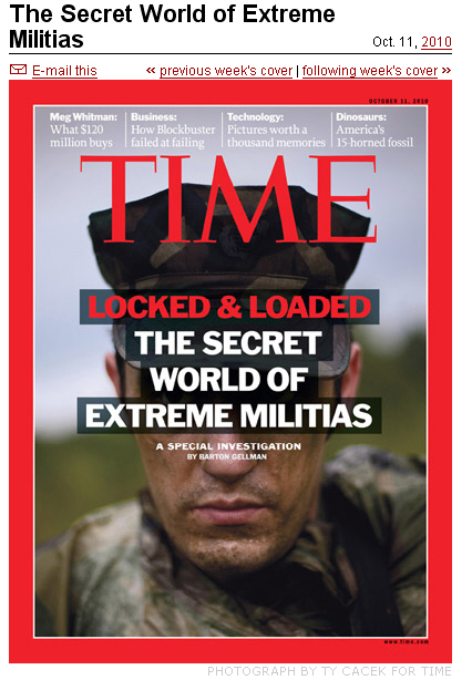 Time Oct 2010