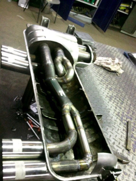 E46 Oem Exhaust Modification The M3cutters Uk Bmw M3