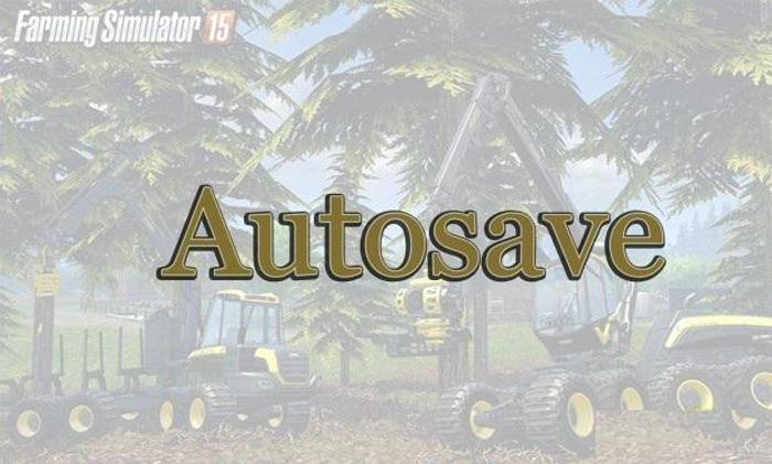 Autosave Mod V 1.0