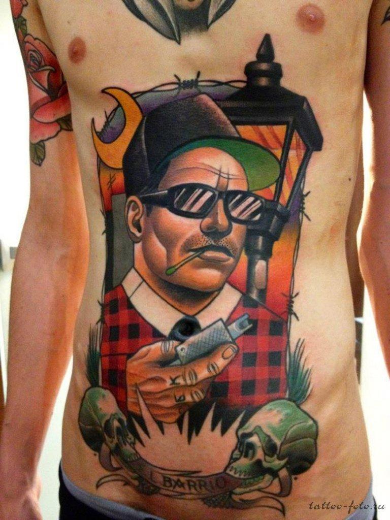 Świetne tatuaże #3 36