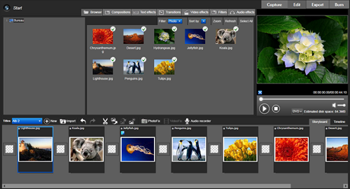 Avanquest Easy SlideShow Creator v7.8.2