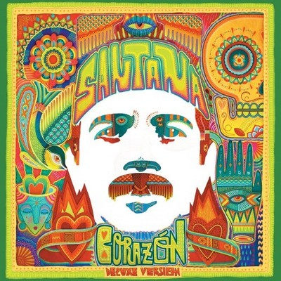 Santana - Corazón (Deluxe Version) (2014) .mp3 - 320kbps