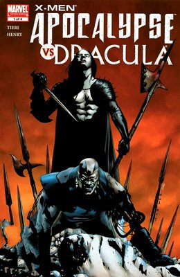 X-Men: Apocalypse vs. Dracula N.(1di4) (2006)