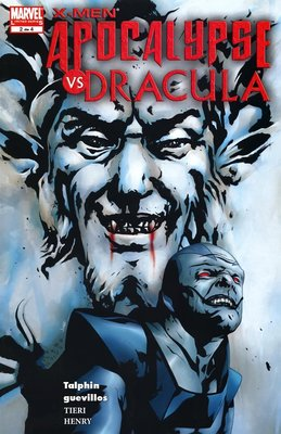 X-Men: Apocalypse vs. Dracula N.(2di4) (2006)
