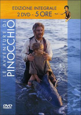 Le Avventure Di Pinocchio Ed.Integrale (1972).Dvd9 Copia 1:1 - ITA