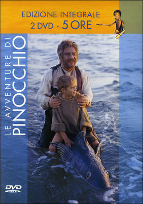 Le Avventure Di Pinocchio Ed.Integrale (1972).Avi Dvdrip Xvid Ac3 - ITA