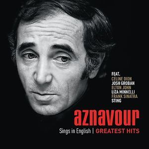 Charles Aznavour - Sings In English Greatest Hits (2014)