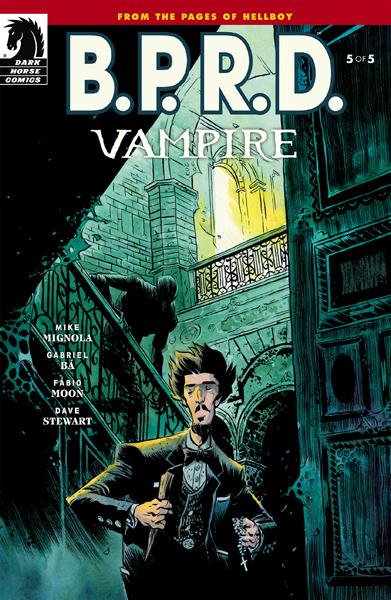 B.P.R.D. - Vampire #1-5 (2013) Complete