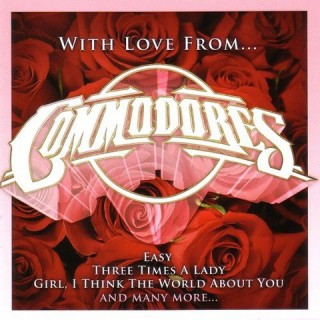 Commodores - With Love From... Commodores 2015