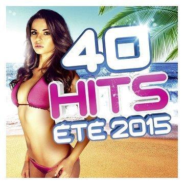 40 Hits Ete 2015 [2CD] (2015) .mp3 - 320kbps