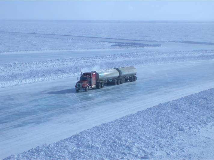 Kanadyjskie drogi lodowe 17