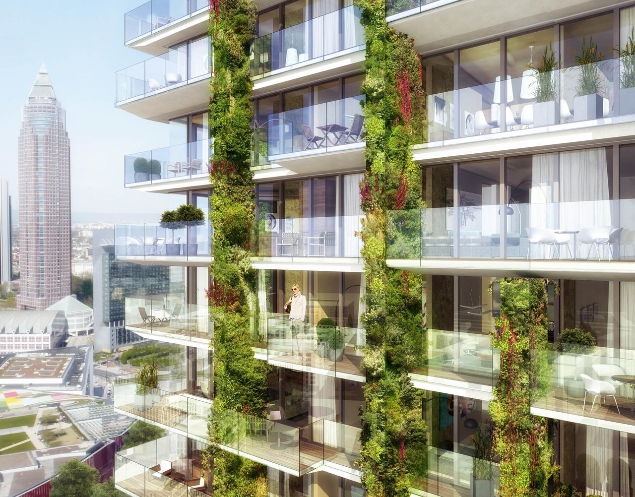 hochhauswelten frankfurt tower 90 g terplatz 90m. Black Bedroom Furniture Sets. Home Design Ideas