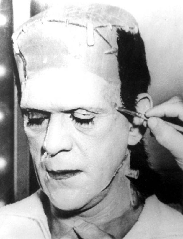 Za kulisami filmów: Frankenstein 15