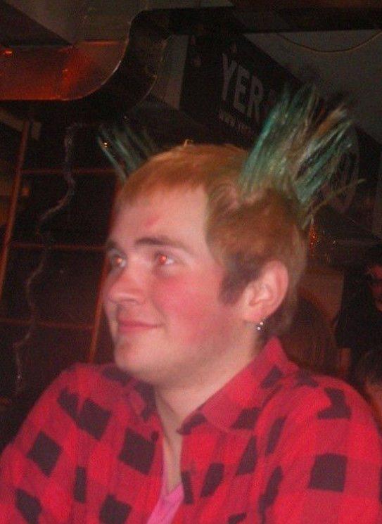 Najdziwniejsze fryzury #3 16