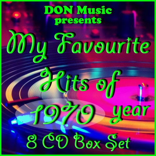 VA - My Favourite Hits of 1970 (8CD Box Set)