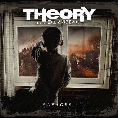 Theory Of A Deadman - Savages (2014) .mp3 - 320kbps