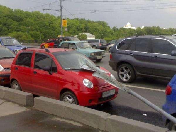 Wypadki samochodowe 2