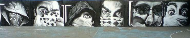 Mistrzowskie graffiti 22